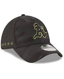 New Era Oakland Athletics Memorial Day 39THIRTY Cap