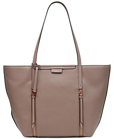 Penhurst Extra-Large Leather Zip Tote