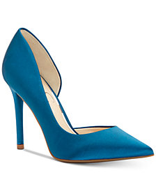 Jessica Simpson Lucina d'Orsay Pumps
