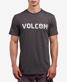 Volcom Men's Bold Logo-Print T-Shirt