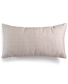"""Hotel Collection Opalescent 14"""" x 26"""" Decorative Pillow, Created for Macy's"""