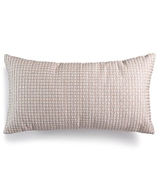 "Hotel Collection Opalescent 14"" x 26"" Decorative Pillow, Created for Macy's"