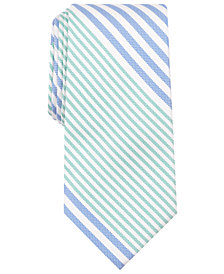 Nautica Men's Pedrick Stripe Silk Tie