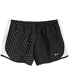 Nike Big Girls Dry Tempo Running Shorts
