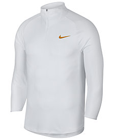 Nike Men's Court Challenger Half-Zip Tennis Top