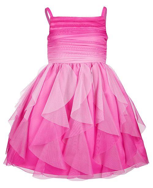 2469ada0b Bonnie Jean Toddler Girls Ombré Cascading Ruffle Dress   Reviews ...