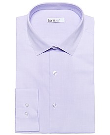 Men's Max Slim-Fit Textured Dress Shirt, Created for Macy's