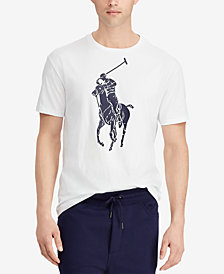 Polo Ralph Lauren Men's Classic-Fit Big Pony T-Shirt