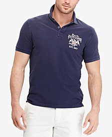 Polo Ralph Lauren Men's Classic-Fit Mesh Polo Shirt