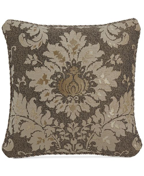 "Croscill Nerissa 18"" Square Decorative Pillow"