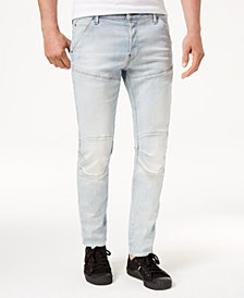 G-Star RAW Men's Super Slim-Fit Stretch Jeans