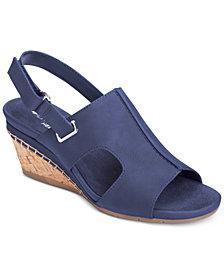 Aerosoles Shortcake Wedge Sandals