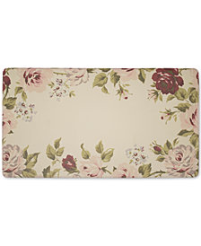 "Laura Ashley Clarissa Anti-Fatigue Gelness 20"" x 32"" Kitchen Mat"