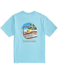 Tommy Bahama Men's Screen Shot Graphic-Print T-Shirt