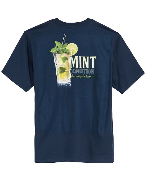 Tommy Bahama Men's Mint Condition Graphic-Print T-Shirt, Created for Macy's