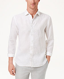 Tommy Bahama Men's Get Your Groom On Linen Shirt