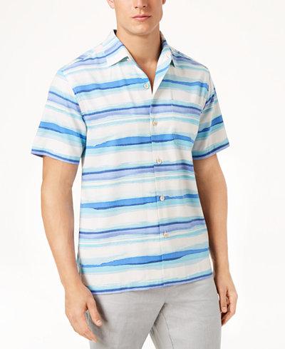 Tommy Bahama Men's Hazy Horizons Shirt