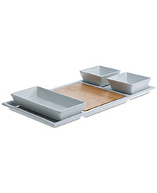 Tabletops Unlimited 5-Pc. Serving Set