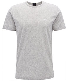 BOSS Men's Regular/Classic-Fit Cotton Logo Print T-Shirt