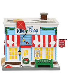 Department 56 Villages Pinecrest Kite Shop