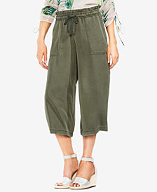Vince Camuto Pull-On Culotte Pants