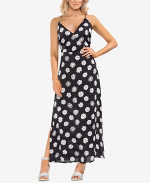 Vince Camuto Floral-Print Maxi Dress 6382539