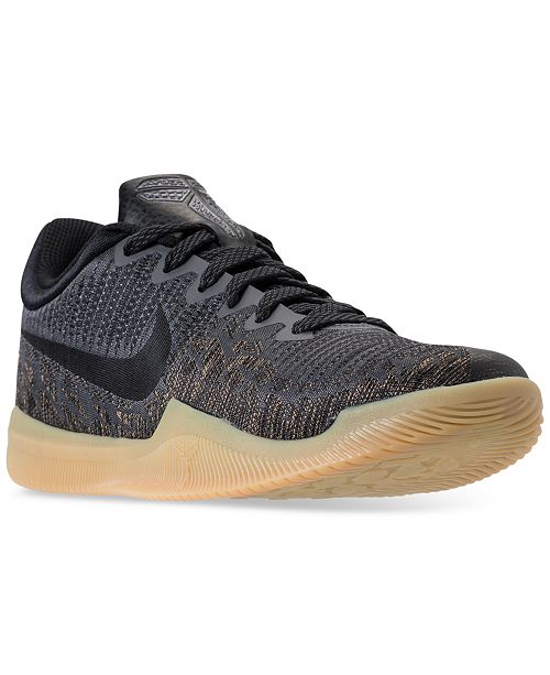 91b51b895f3e Nike Men s Mamba Rage Basketball Sneakers from Finish Line ...