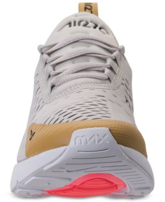 pretty nice 8c75c f32ee Finders | Women's Air Max 270 Casual Sneakers from Finish Line