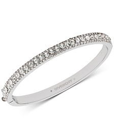 Givenchy Crystal Bangle Bracelet