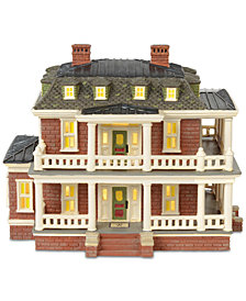 Department 56 Villages Reynolds Mansion