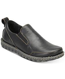 Born Men's Pepper Double Gore Slip-On Loafers