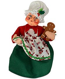 Annalee Mrs. Chef Figurine