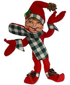 Annalee Red Small Northwoods Elf