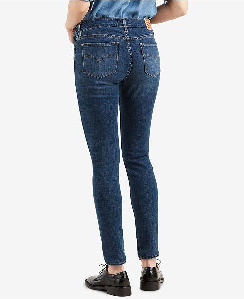 d07d4e3e35b Levi s 711 Skinny Jeans   Reviews - Jeans - Women - Macy s