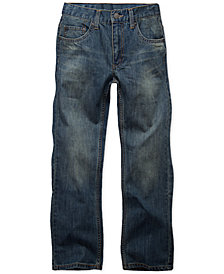 Levi's® Boys' Husky 505 Regular Fit Jeans