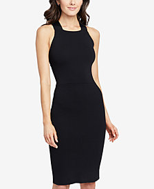 RACHEL Rachel Roy Lace-Up-Back Dress, Created for Macy's