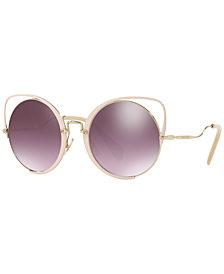 Miu Miu Sunglasses, MU 51TS 54