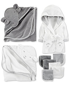 Carter's Baby Boys Elephant Bath Time Separates