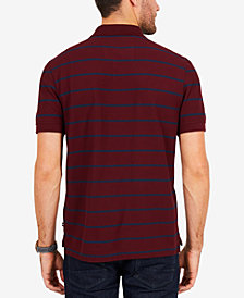 Nautica Men's Striped Polo