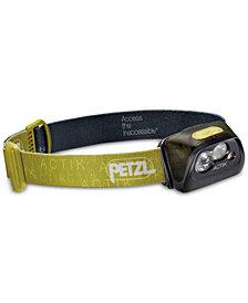 PETZL ACTIK Headlamp from Eastern Mountain Sports