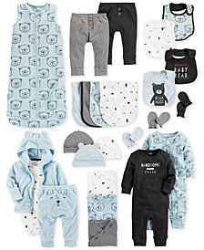 Carter's Baby Boys Bear Layette Separates