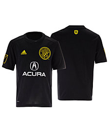 adidas Columbus Crew SC Secondary Replica Jersey, Big Boys (8-20)