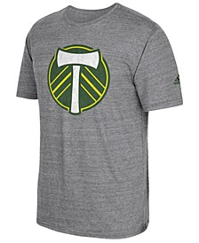 Men's Portland Timbers Vintage Too Triblend T-Shirt