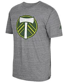 adidas Men's Portland Timbers Vintage Too Triblend T-Shirt