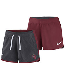 Nike Women's Oklahoma Sooners Reversible Shorts