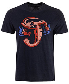 '47 Brand Men's Jacksonville Jumbo Shrimp Club Logo T-Shirt