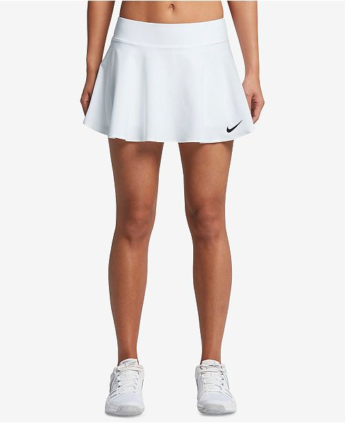 fc983c91c919 Nike Court Flex Pure Tennis Skirt   Reviews - Shorts - Women - Macy s