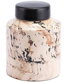 Zuo Emer Small Jar Brown