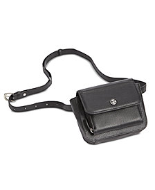 Giani Bernini Softy Convertible Fanny Pack, Created for Macy's