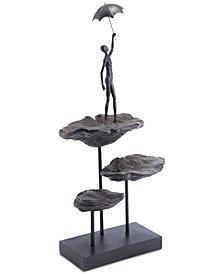 Flying Figurine Bronze